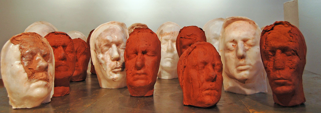 Versatzstücke, 2010 (Detailansicht 2)